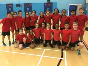sportshall athletics final 2016
